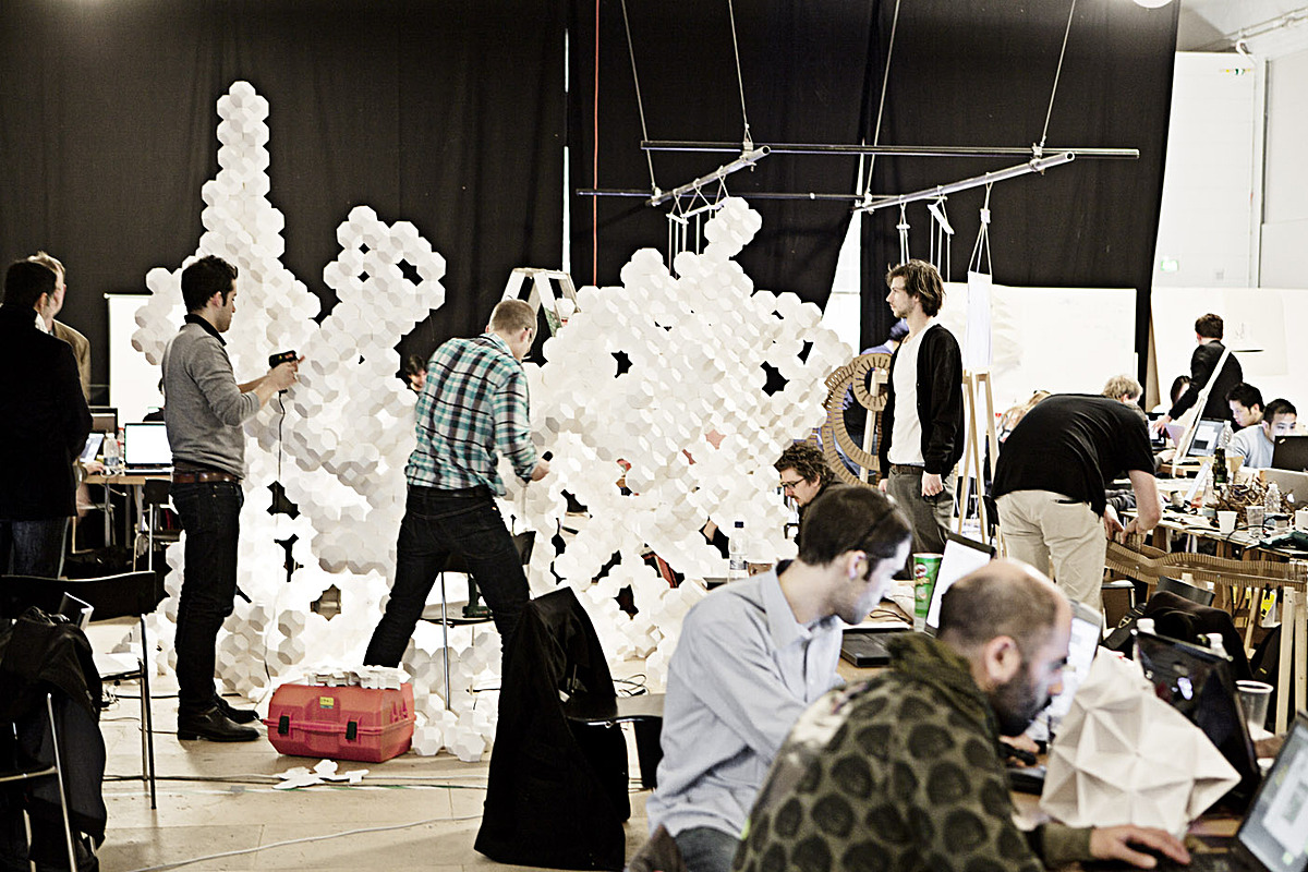 Agent Construction, Photo: Anders Ingvartsen