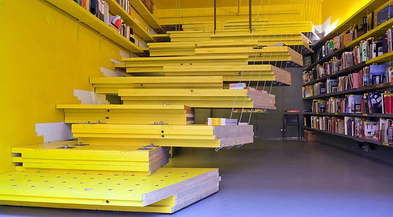Van Alen Books, New York Citys Architecture and Design Bookstore. Photo: Danny Bright