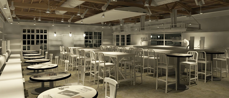Students Pub / White