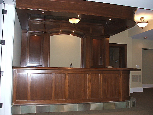 Arched Bar