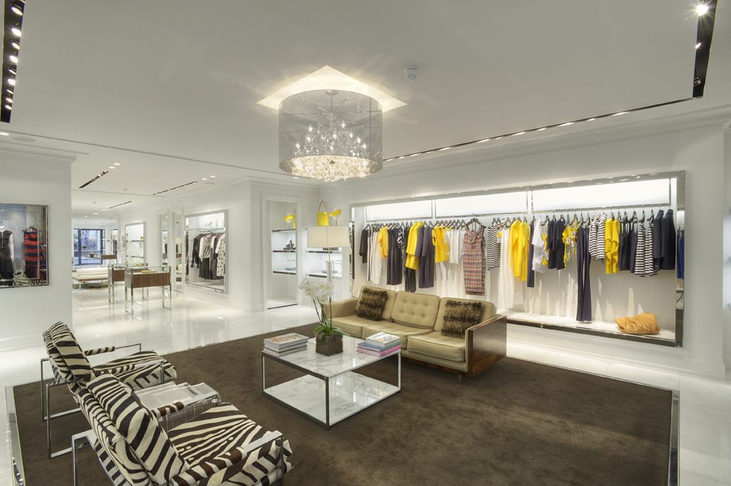 michael kors store expansion gregory eaton archinect. Black Bedroom Furniture Sets. Home Design Ideas