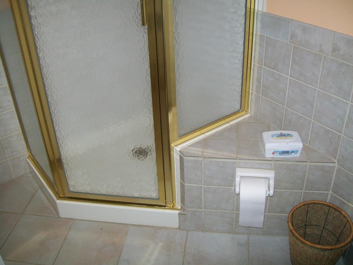 Existing bath photo