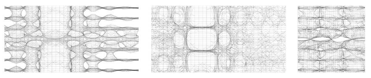 Iterative geometries