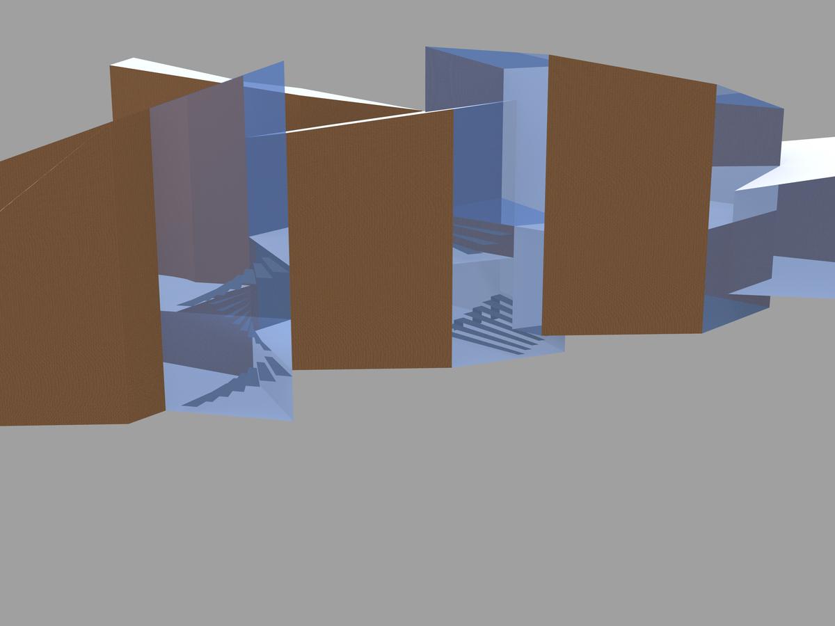 Sketchup rendering