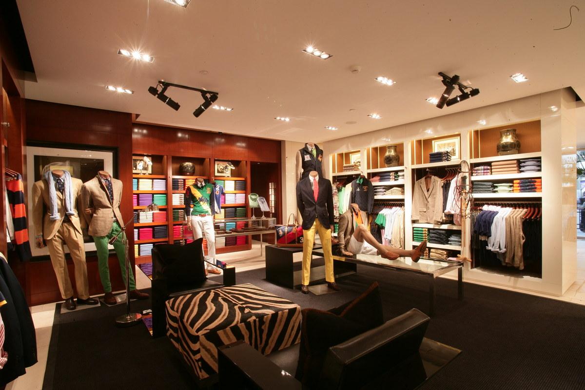 International Retail Stores Gerald Preis Archinect