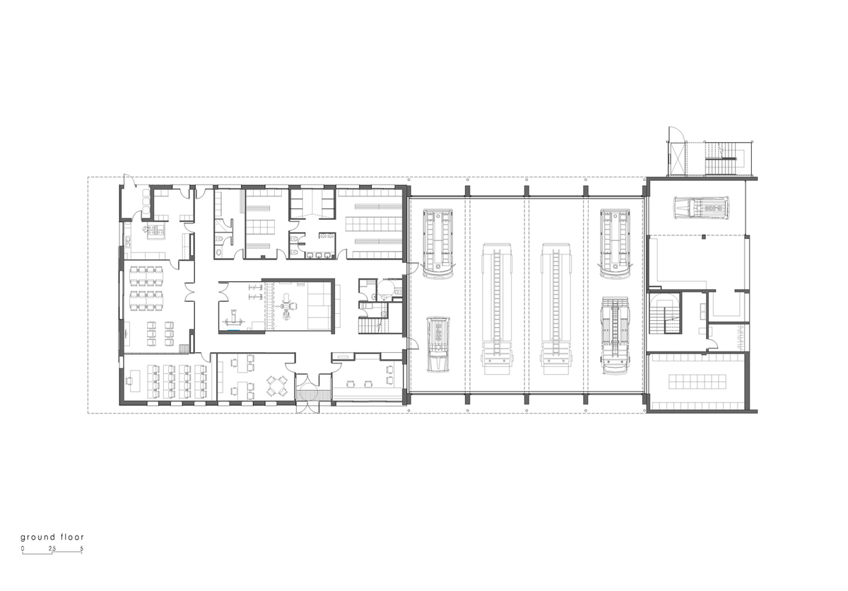 photo volunteer fire station floor plans images small