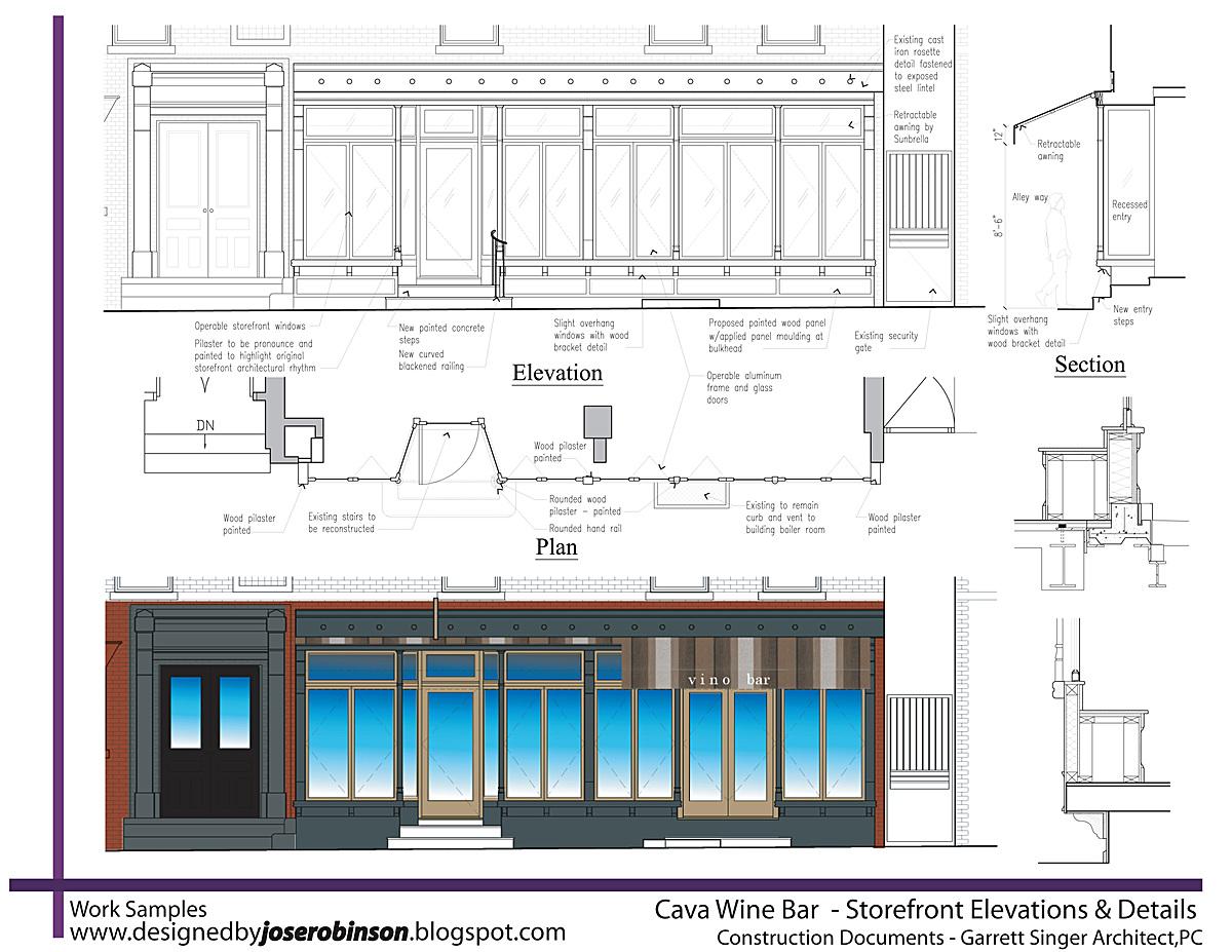 Front Elevation Restaurant : Front elevation of restaurant joy studio design gallery