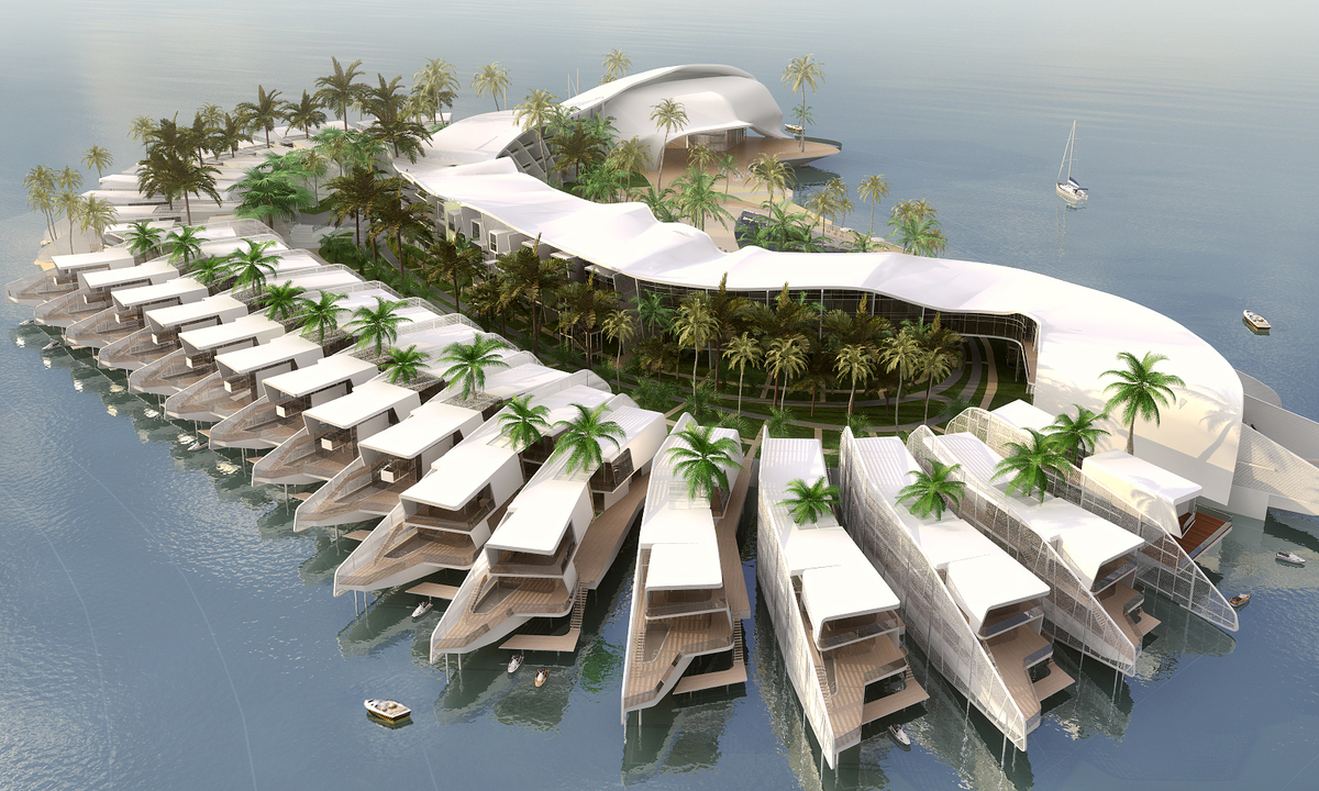 thesis project on resort