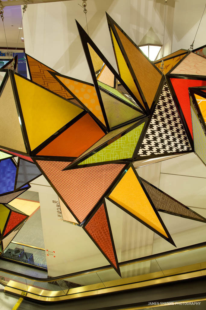 Elevator Canopy in Chicago, IL by The Guild; Team Member: Graham Kelman; Courtesy of The Guild, Wolf Gordon, and Karlsson Wilker; Photo: James Shanks Photography