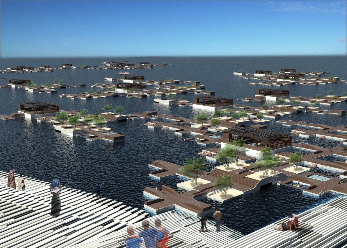 Floating Desalination Facilities