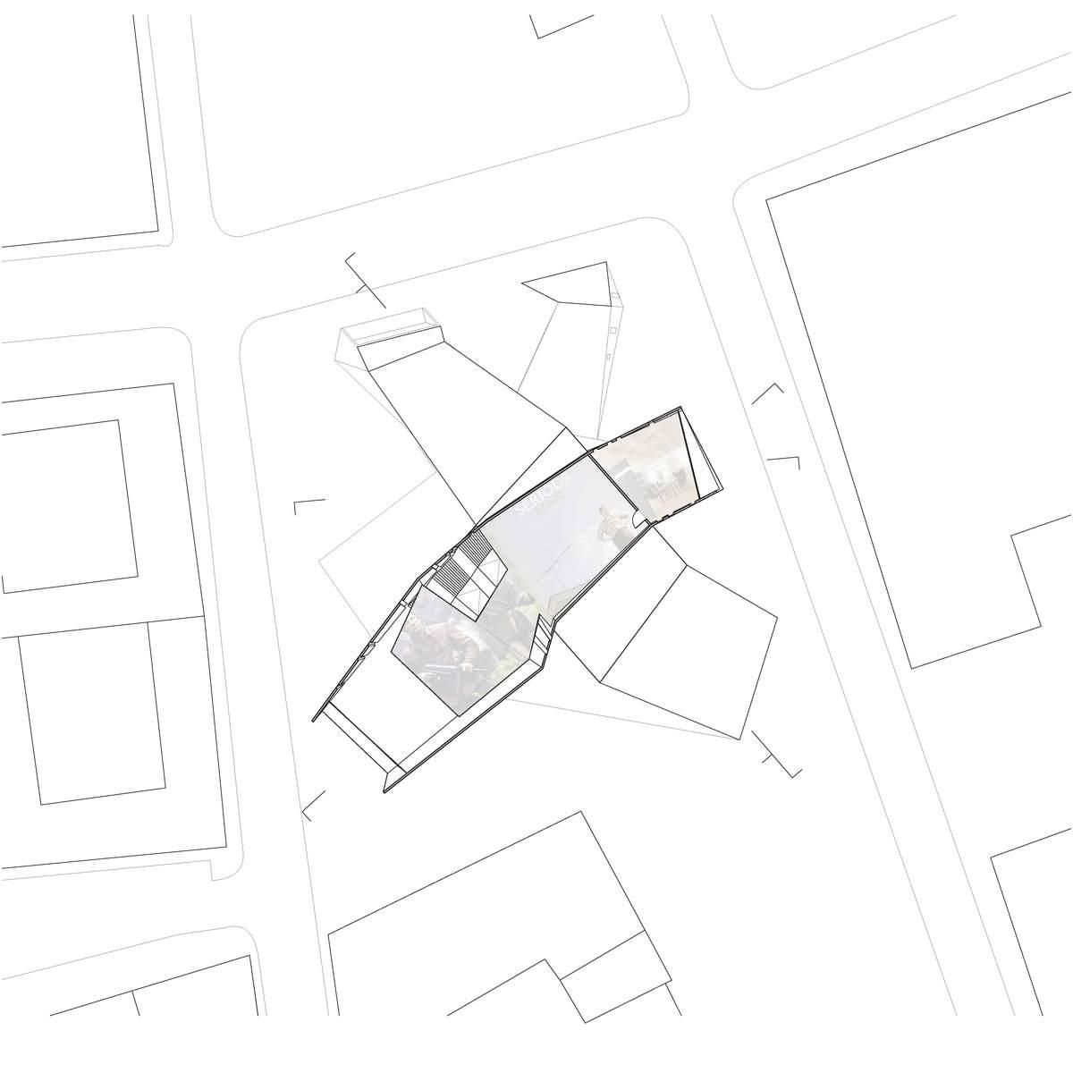 Schematic Plan (level 3)