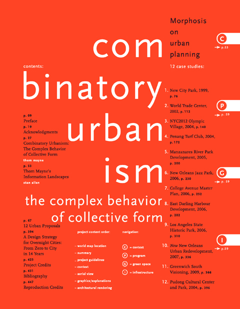 Thom Mayne, Combinatory Urbanism (Stray Dog Press, 2011)