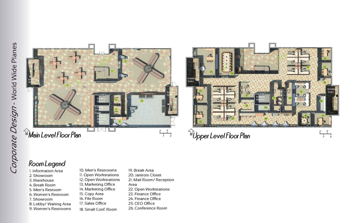 How to create presentation floor plans in revit for Floor plans presentation