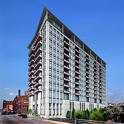 2002 740 W Fulton High Rise Condos Rendering And Photo