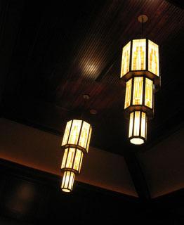 Custom Lighting Design for McCormick & Schmick's