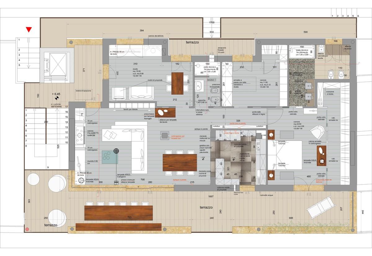 Interior design verona italy roberta loda archinect - Interior design verona ...
