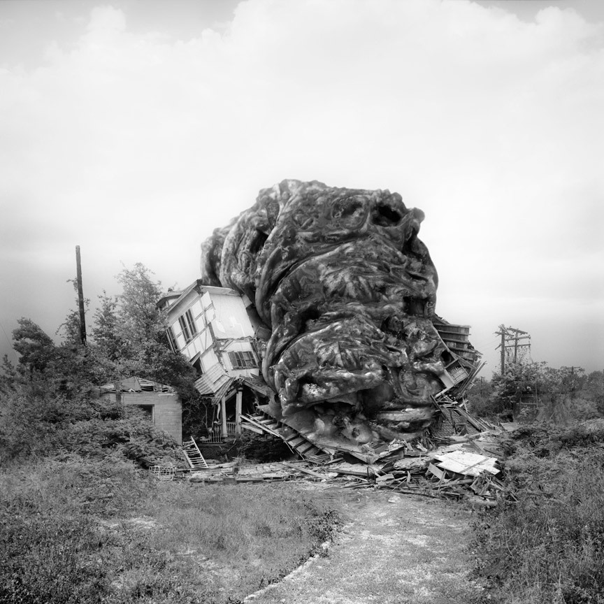 untitled (anomaly), 2008 © Jim Kazanjian