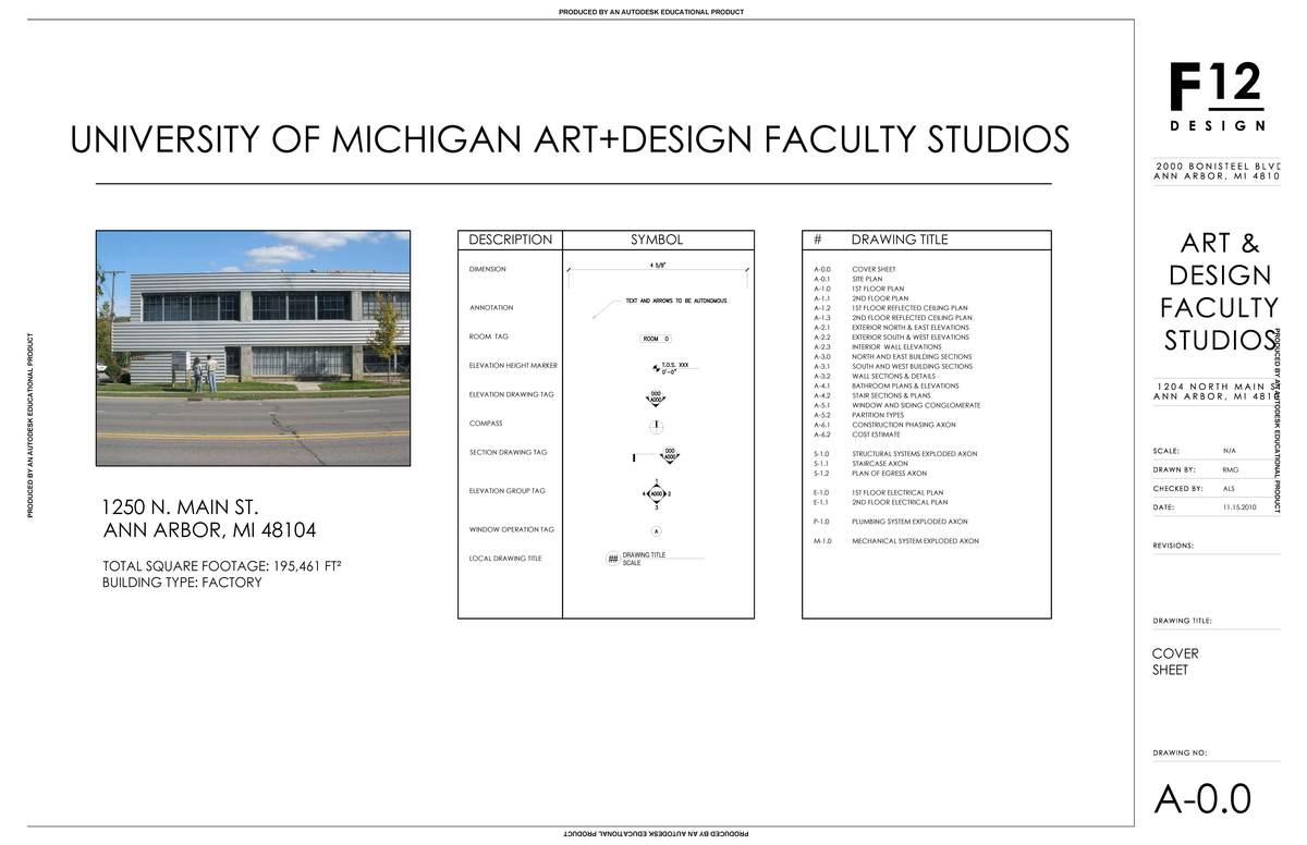 Construction Document Work Adam Szajner Archinect