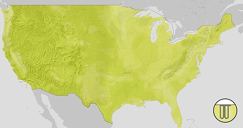 U.S. geothermal energy potential