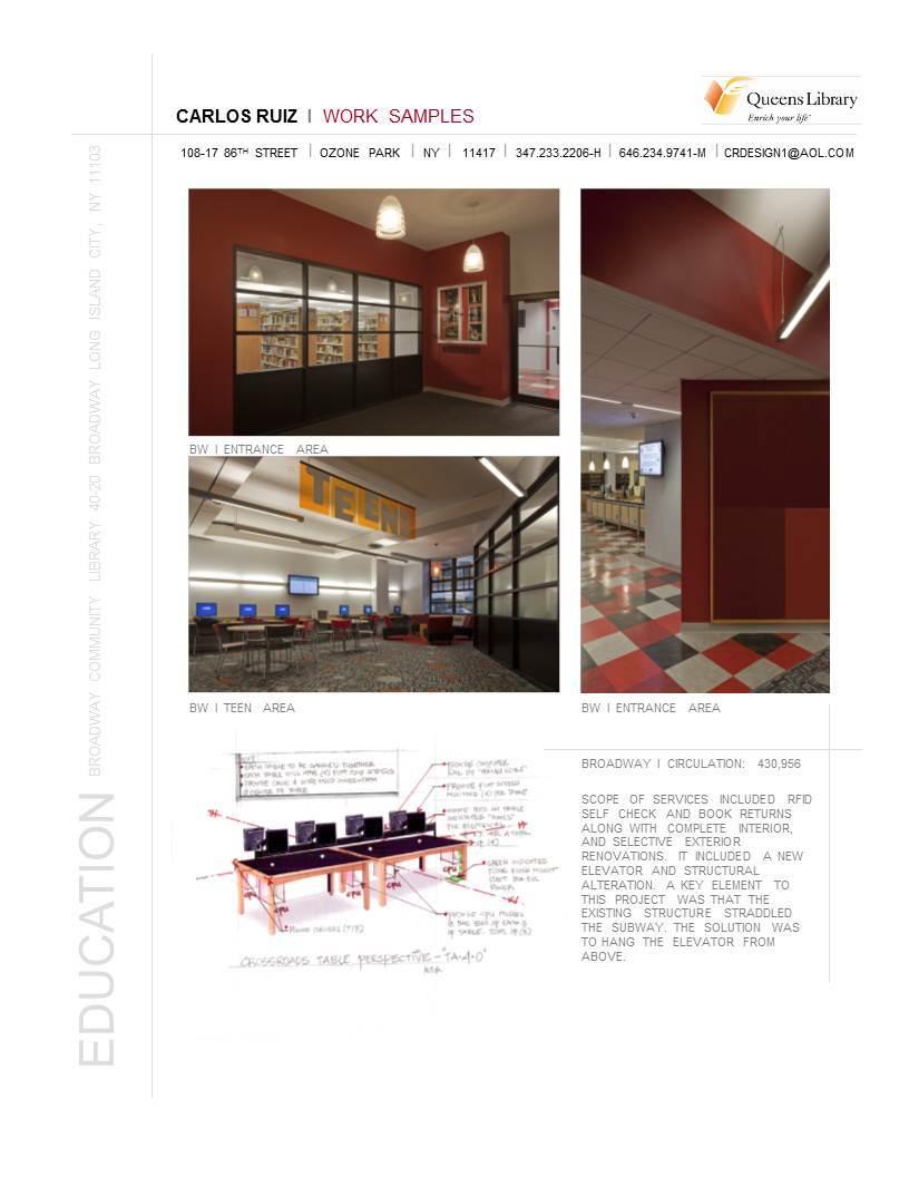 Broadway Community Library / LIC NY / Built pg3