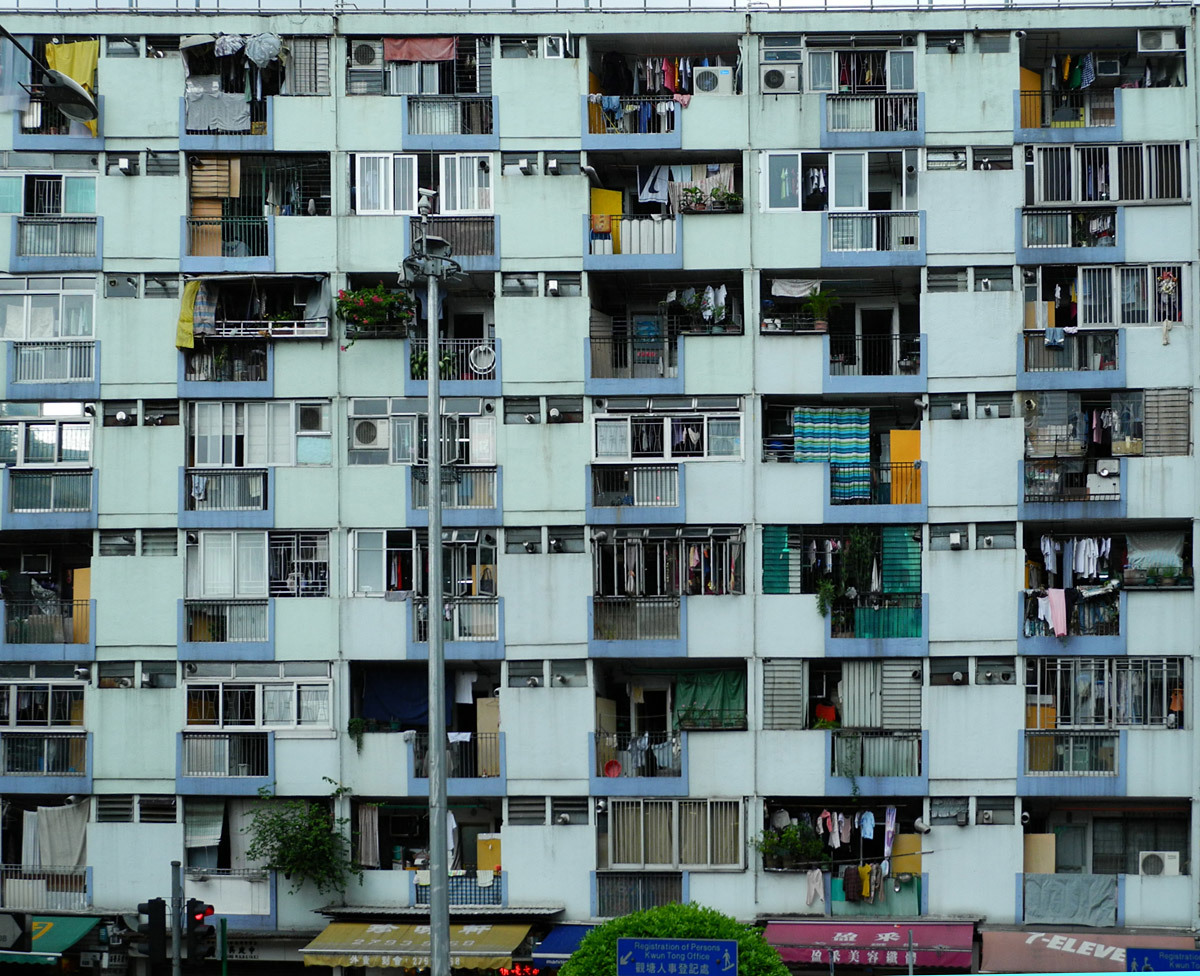 Mut Wah Street, Kwun Tong.