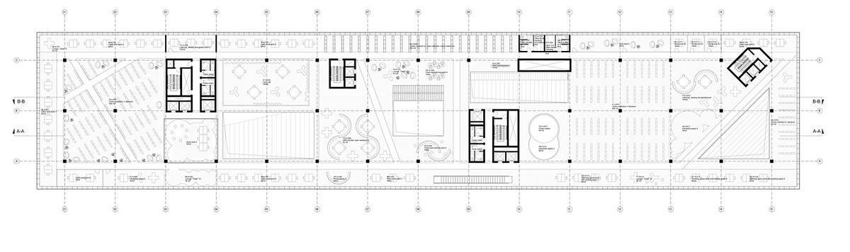 Plan - 3 (Image: OYO + office9 + Ingenium)