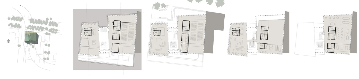 Kulturhus plans.