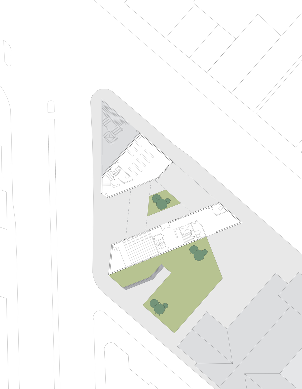First Floor & Site Plan