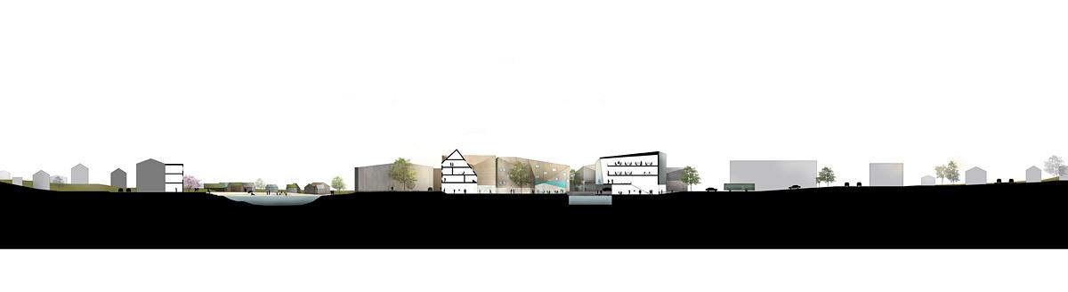 Section 2 (Image: Henning Larsen Architects)