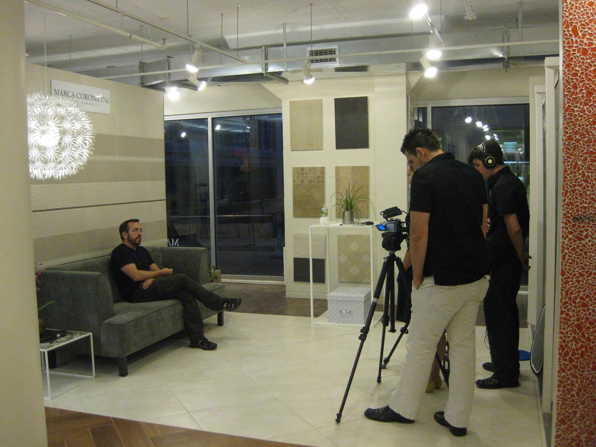 E Pitch Interview