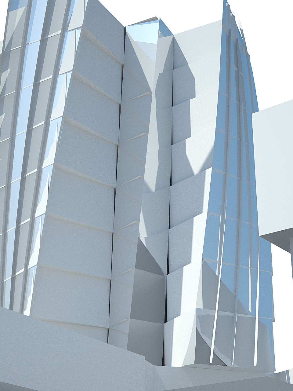 Conceptual Rendering of the Tower
