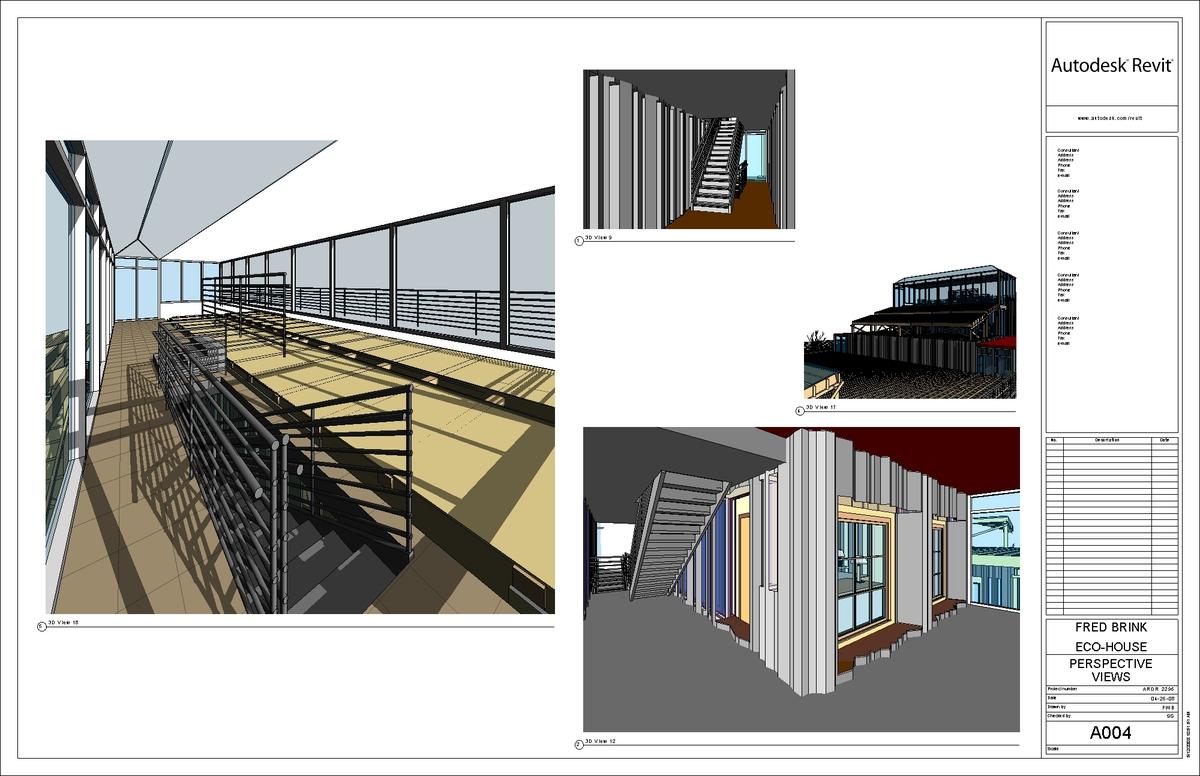EcoHouse Design