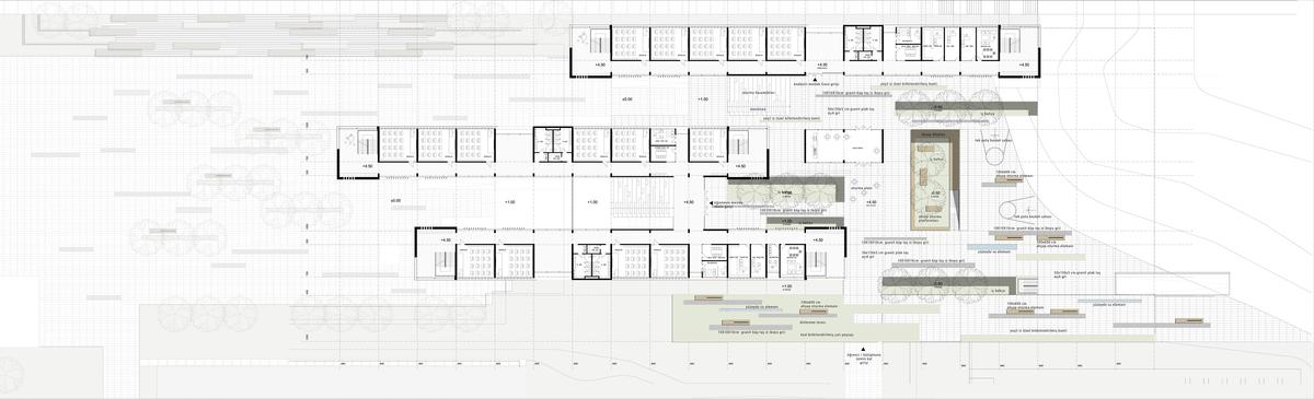 Platform Floor Plan