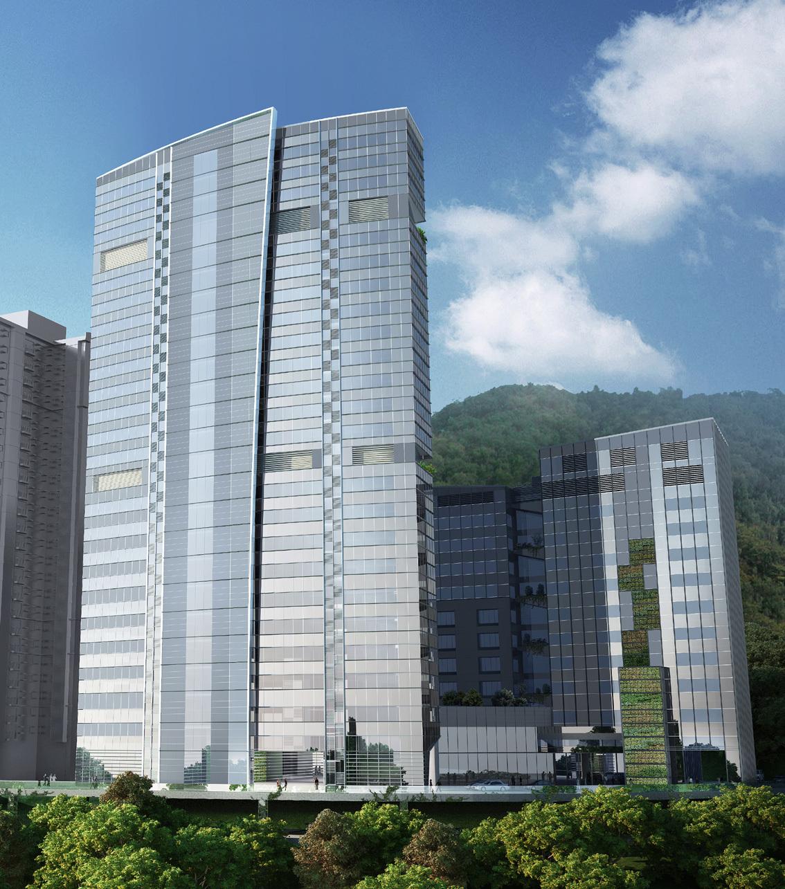 Union hospital lo spazio design archinect for Hk architecture firm
