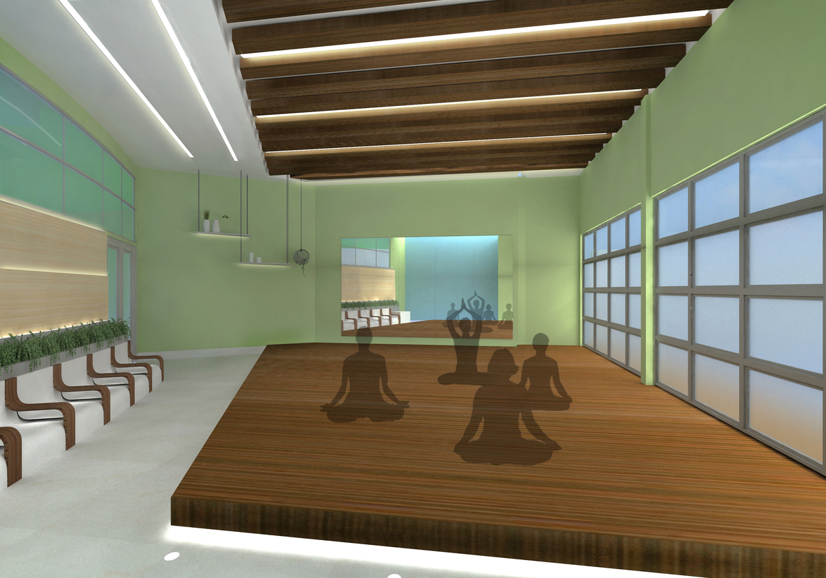 Yoga Therapy Room Design