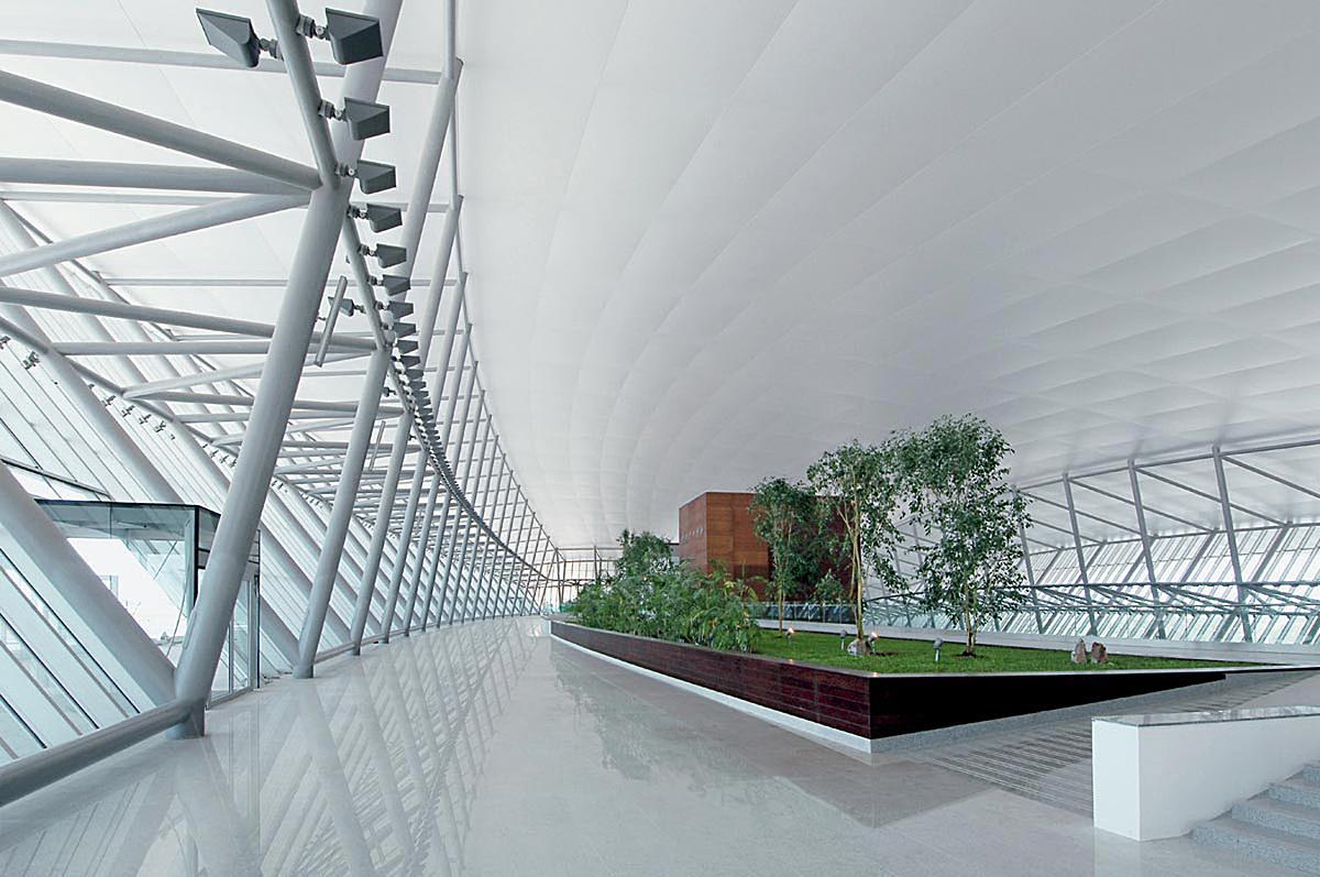 Photo courtesy of Rafael Viñoly Architects, Copyright Daniela Mac Adden