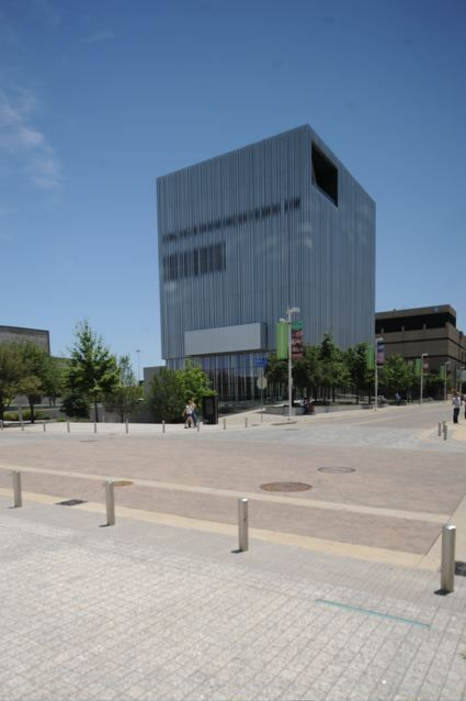 yly Theater, Dallas Arts District via Larry Speck