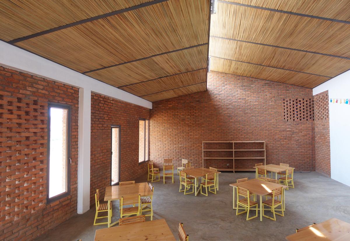 Interior classroom