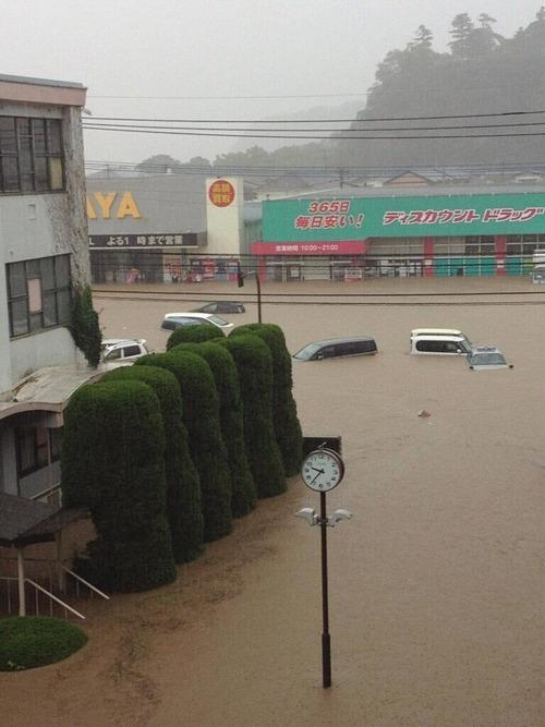Hita Flooding