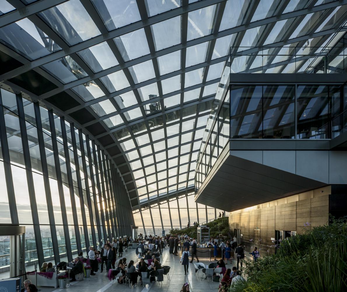 20 Fenchurch Street by Rafael Vinoly Architects, London, UK, 2014
