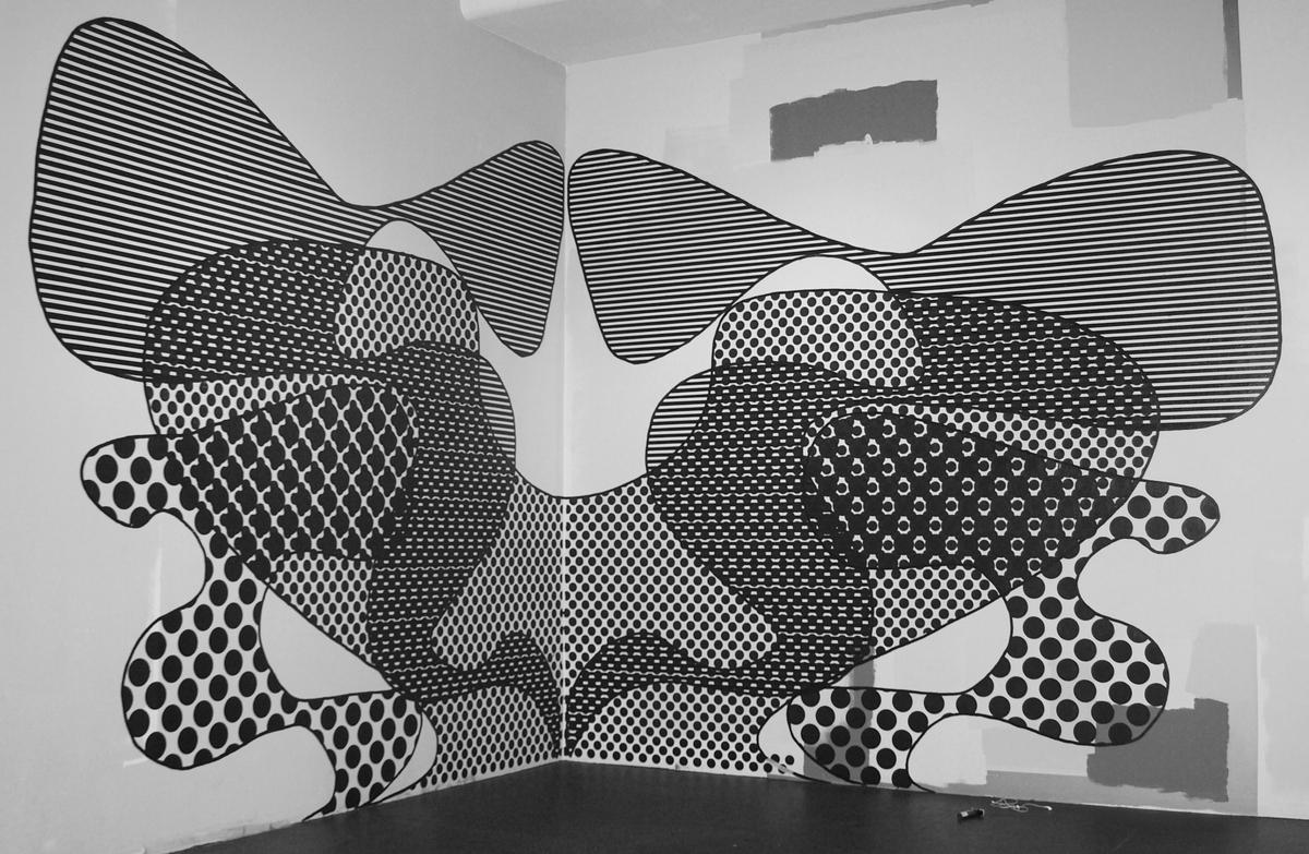 Corner Installation