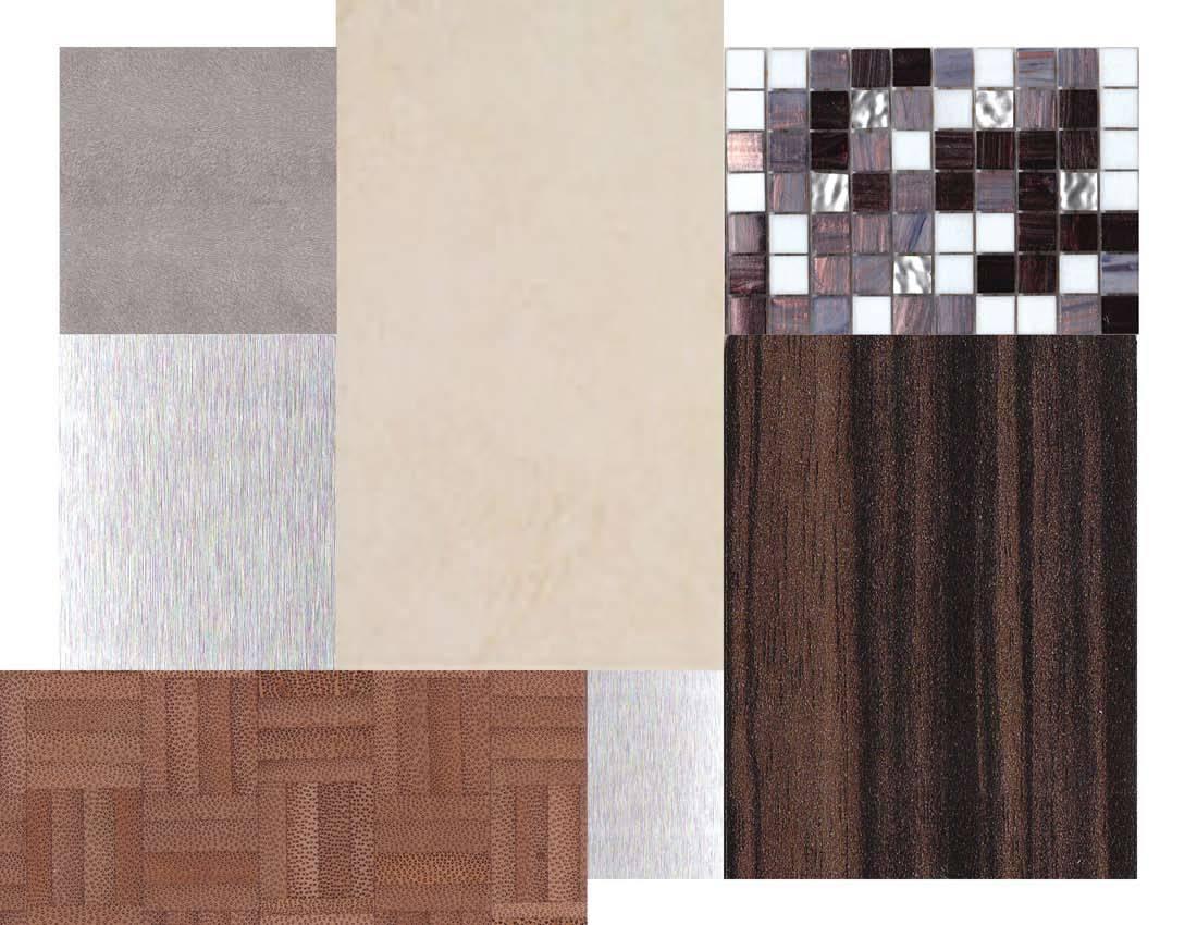 Materials Sample Board