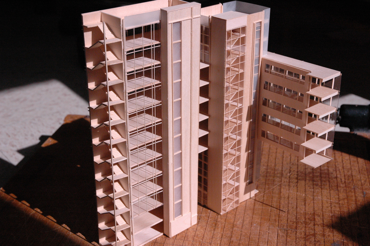 ARE Building Proposal | Kimberly V.K.H. Nguyen | Archinect