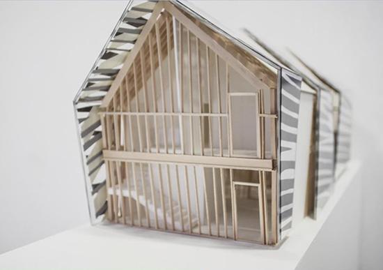 IVRV House, SCI-Arc/Habitat LA Housing Project, Summer 2015