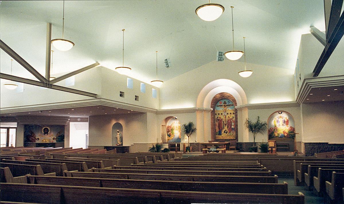 St. Anne's Sanctuary
