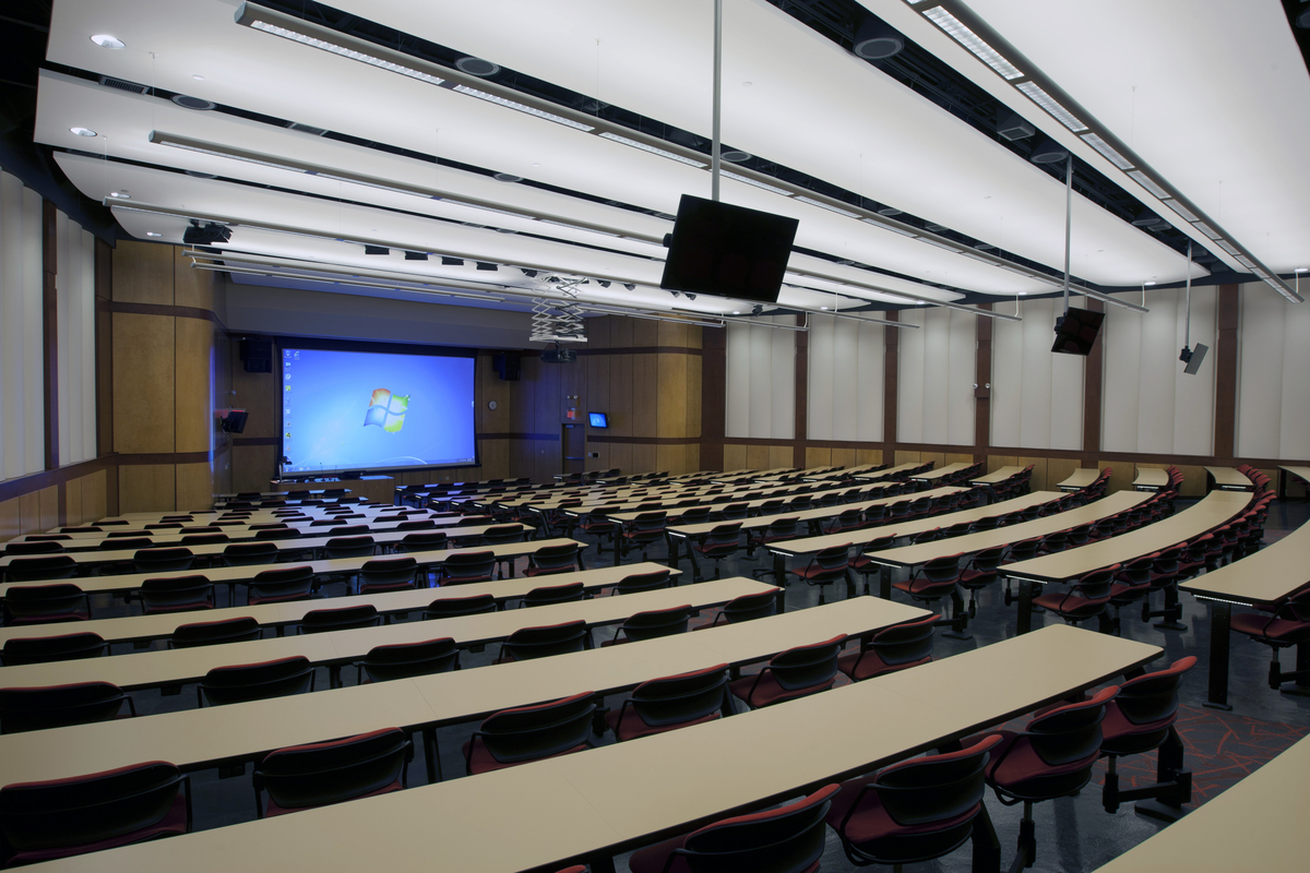 Northern Illinois University Completes Modernization of Cole Hall: 2012