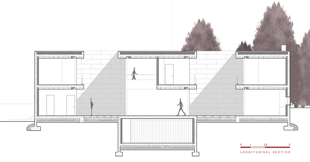 Section (Image: Phyd Arquitecture)