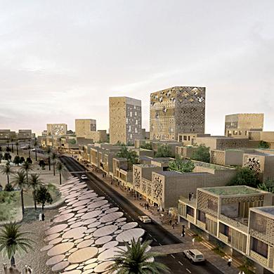 xeritown dubai smaq architecture urbanism research