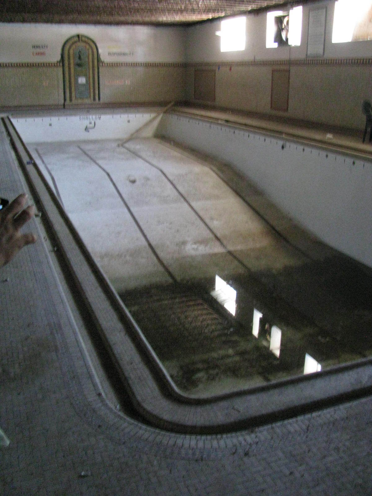 Existing Pool