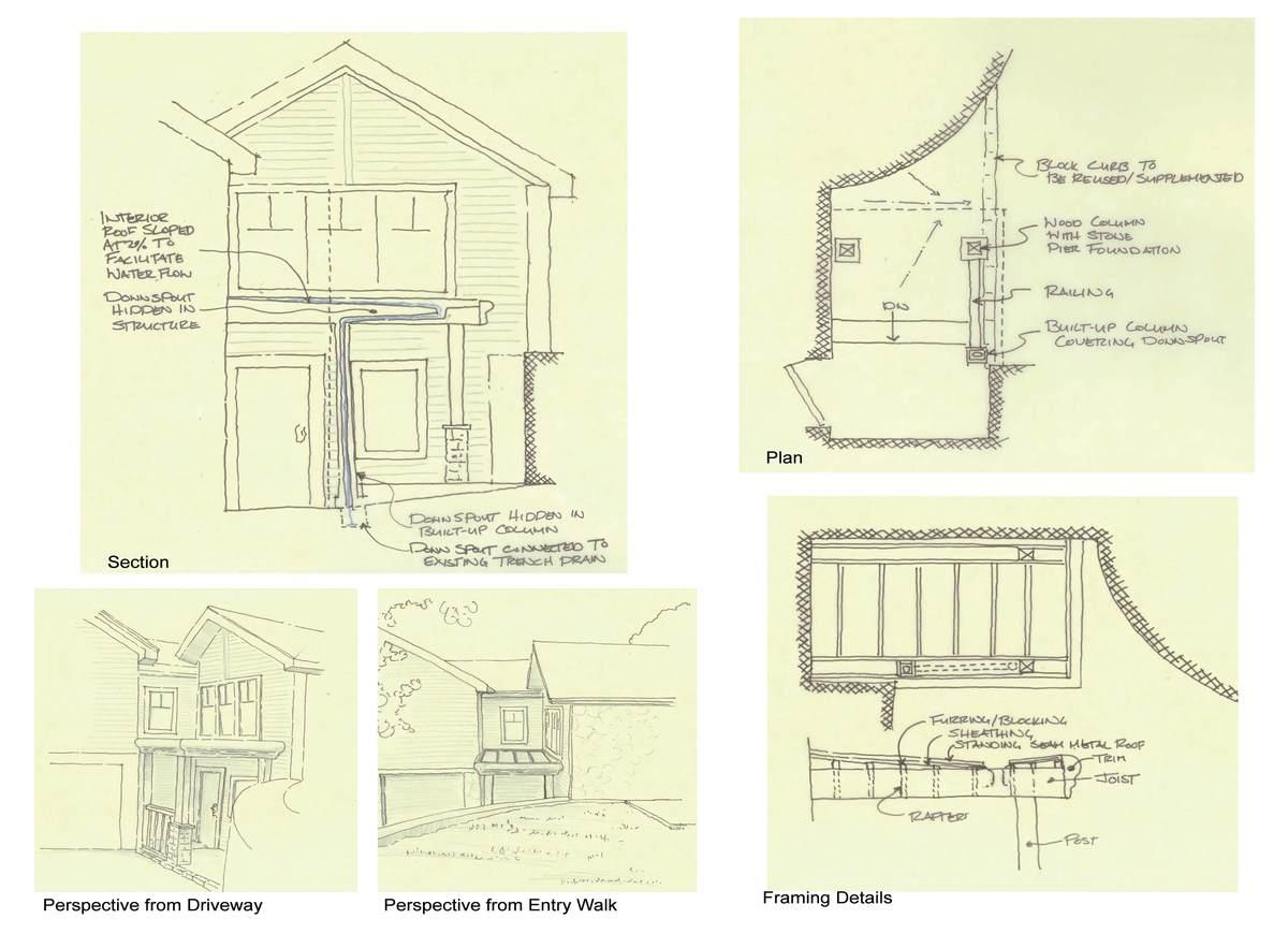 Mohawk Lake Residence - Design Development